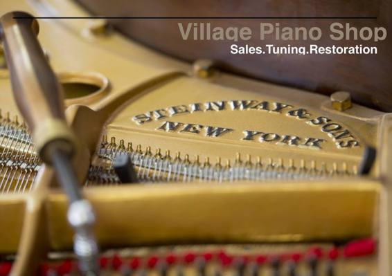 The Village Piano Shop