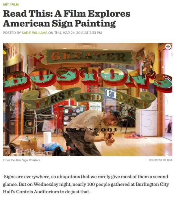 Read This - A Film Explores American Sign Painting_March 2016