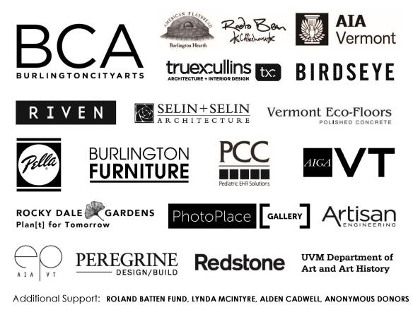 Burlington Sponsors